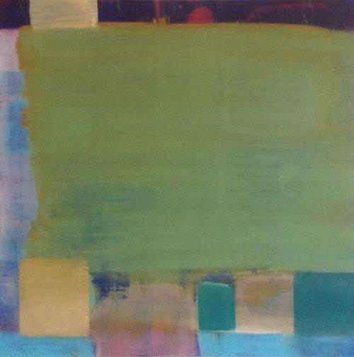 Green Zone 50x50cm