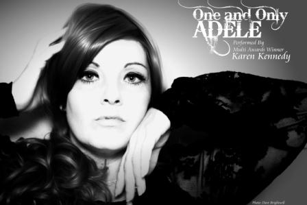 Karen Kennedy Sings Adele