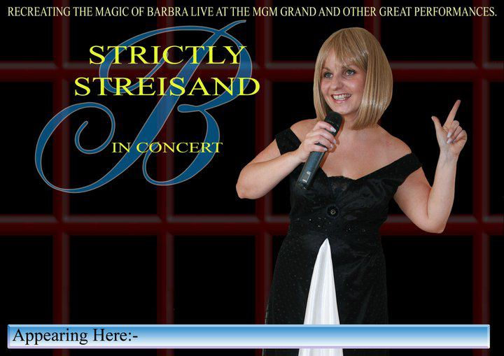 Stricktly Streisand