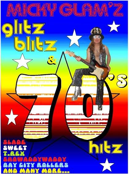 Micky Glamz 70's Tribute
