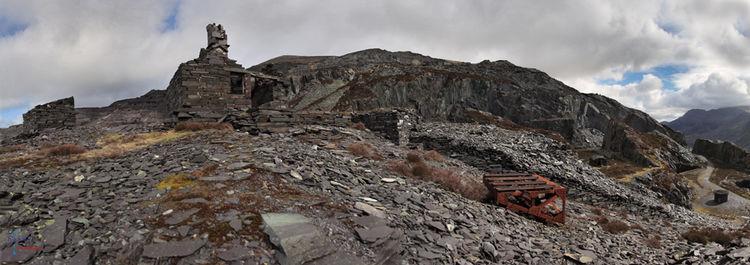 Dinorwig Panorama.