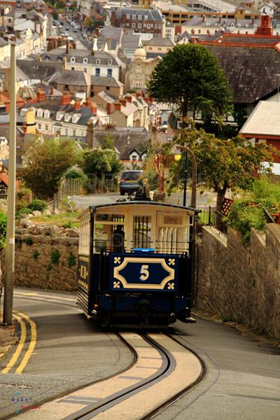 The Great Orme Tramway, Llandudno.