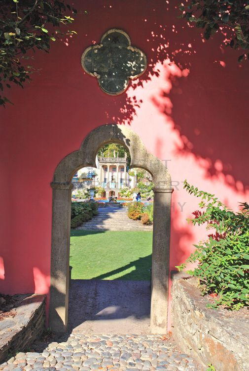 The Gothic Archway.