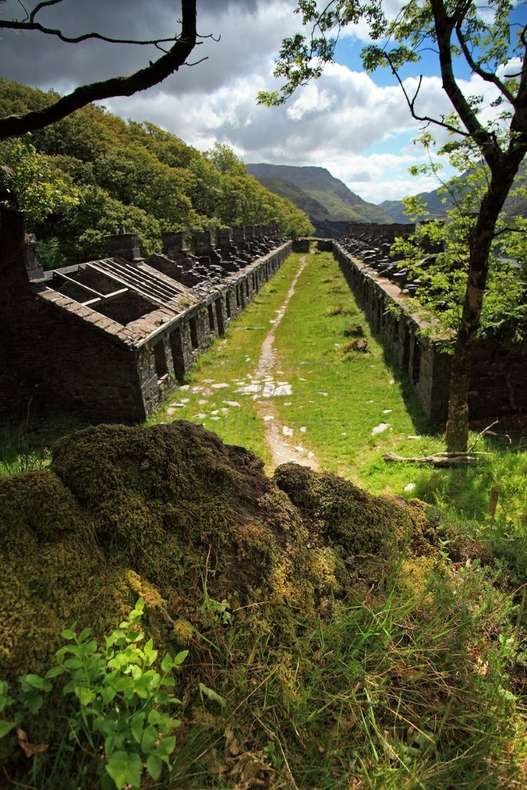 Anglesey barracks.