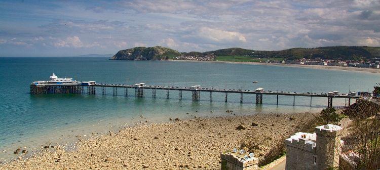 LLandudno Pier.