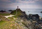 Tyr Mawr Lighthouse, Llanddwyn Island.