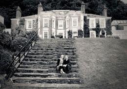 Pre-Wedding photoshoot. New house Hotel, Thornhill, Cardiff.