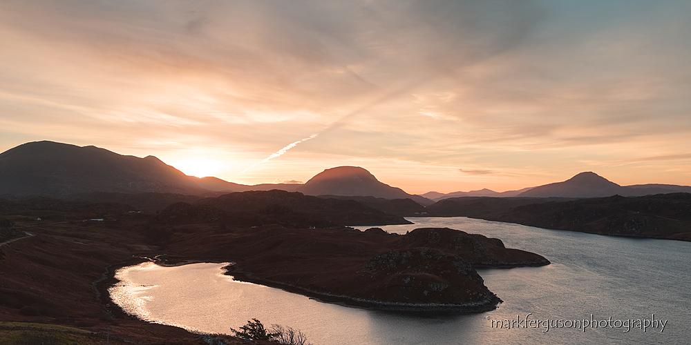 Loch Inchard sunrise