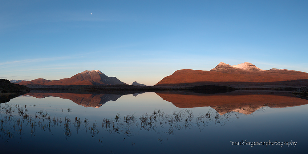 Reflections on Lochan an Ais