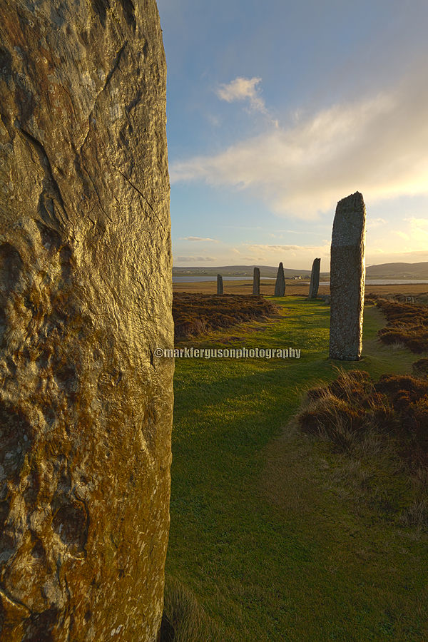 Ring of Brodgar stones