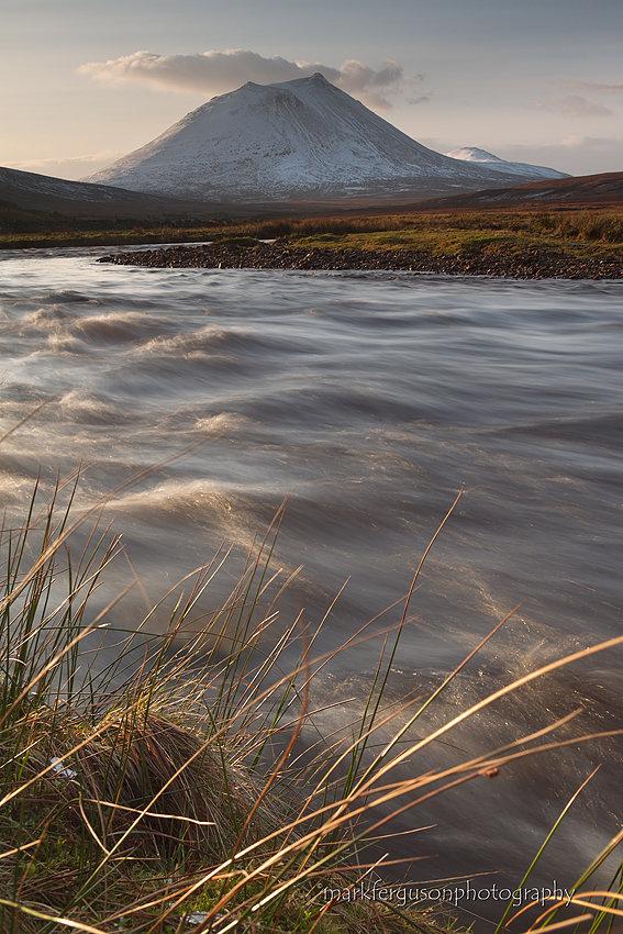 Berriedale Water and Morven