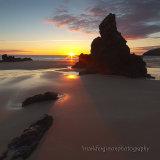 Sango Sands midsummer sunrise