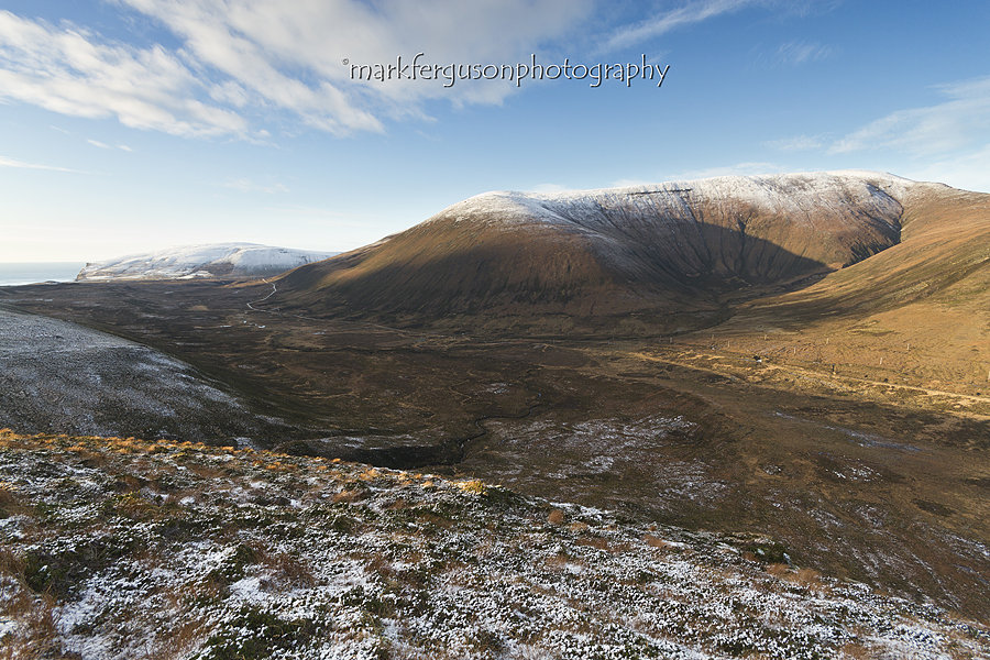 North Hoy in winter