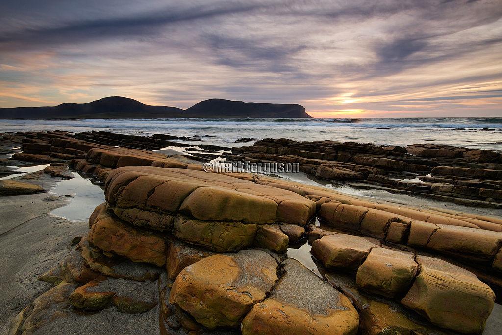 Warebeth rocky beach