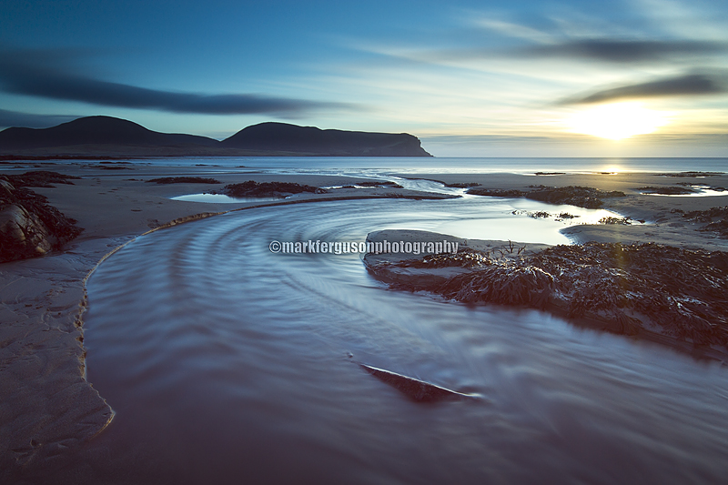 Orkney blue