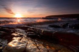 Birsay shore