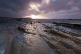 Wet rocks at Birsay