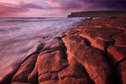 Choin rocky shore