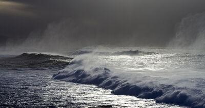 Steamy seas
