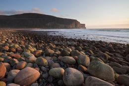 Rackwick rocky beach