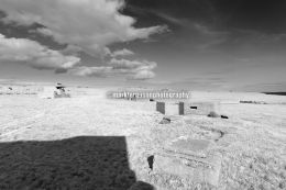 Graemshall Battery in infra red