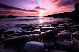 Sandgeo sunset
