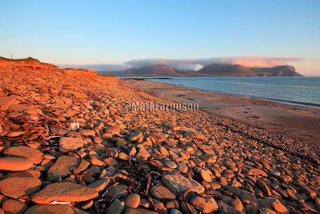 Warebeth Beach near Stromness