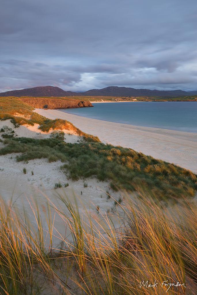 An Fharaid dunes