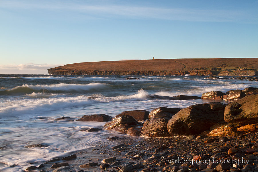 Birsay waves