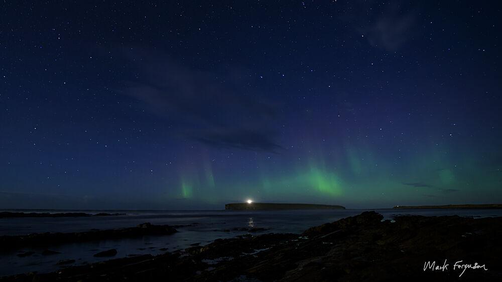 Northern Lights over Birsay