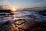 Birsay solstice sunset