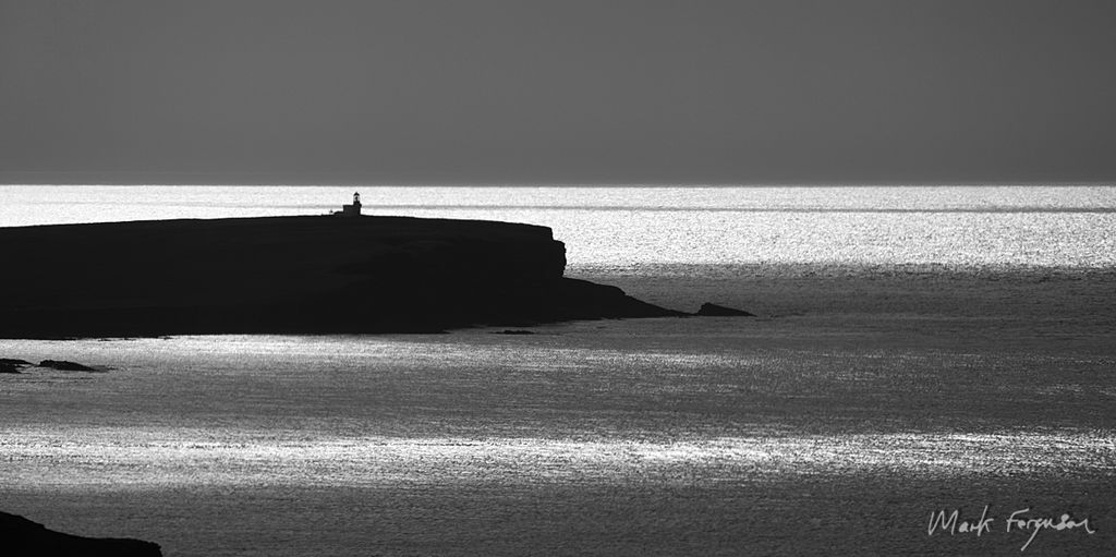 Birsay silhouette