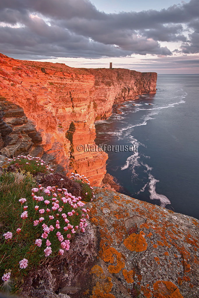 Marwick cliffs