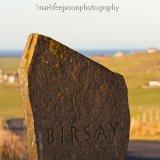 Birsay headstone