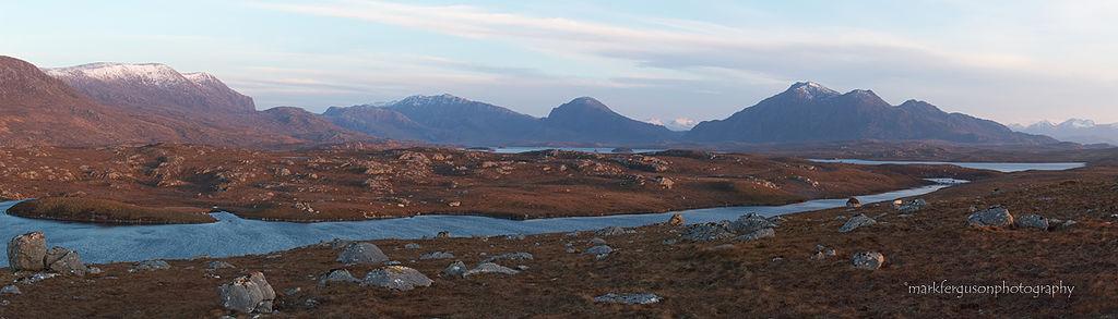 Great Wilderness panorama