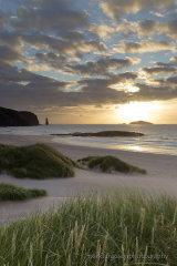 Sandwood beach