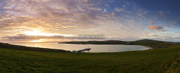 Scapa Flow panorama