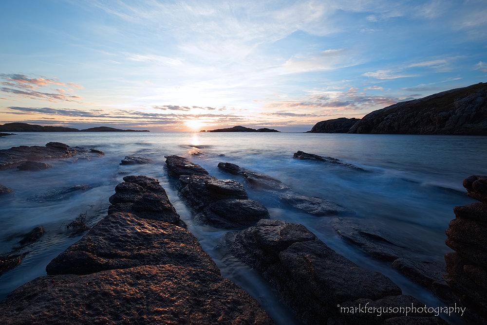 Sheigra rocky shore