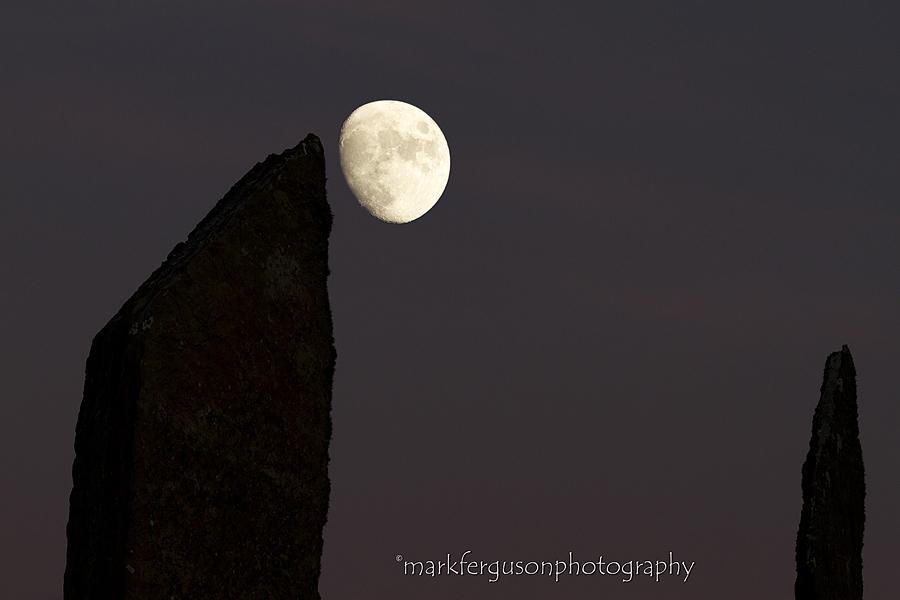 Stenness moon