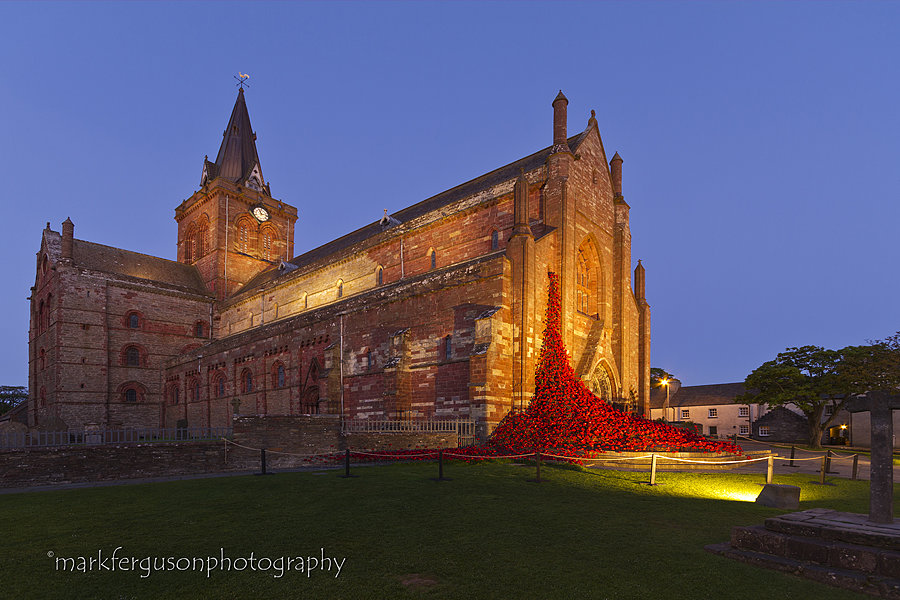 Kirkwall, St Magnus Cathedral