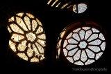 St Magnus Cathedral round window
