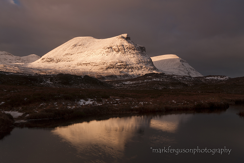 Quinag reflection