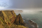 Duncansby hail storm