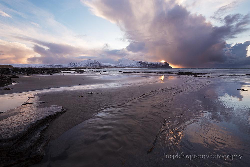 Warebeth low tide