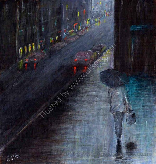 Camden Rain