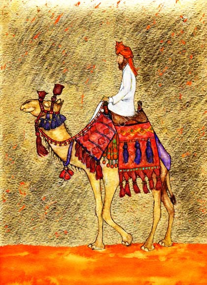 The Camel and the Bedouin