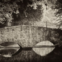 Footbridge At Maidstone