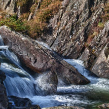 Welsh Mountain Stream