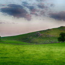 Hill In Derbyshire