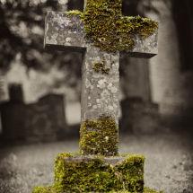 Gravestone At Peace
